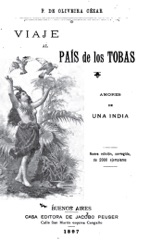 Viaje al país de los Tobas