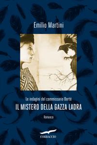 Il mistero della gazza ladra Book Cover
