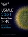 USMLE Step 1 Lecture Notes 2019 Immunology And Microbiology