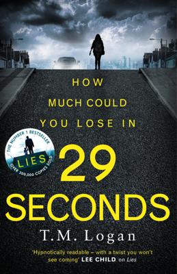 TM Logan - 29 Seconds book
