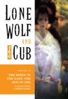 Lone Wolf And Cub Volume 13 The Moon In The East The Sun In The West