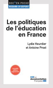Les politiques de l'éducation en France - 2e édition La couverture du livre martien