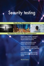 Security Testing Standard Requirements