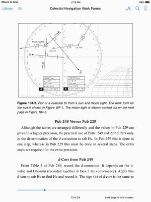 Starpath Celestial Navigation Work Forms