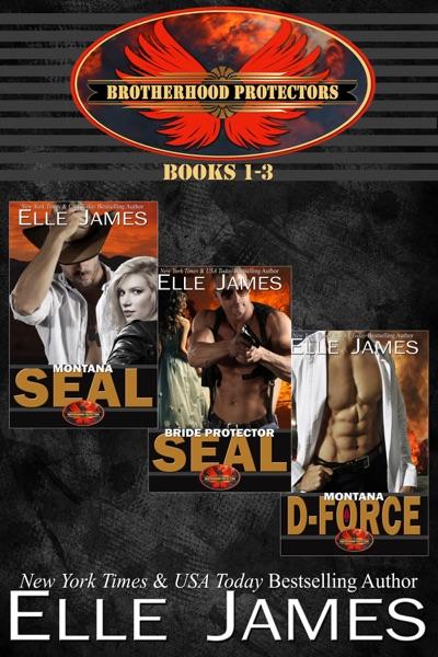Brotherhood Protectors Vol 1 - Elle James book cover