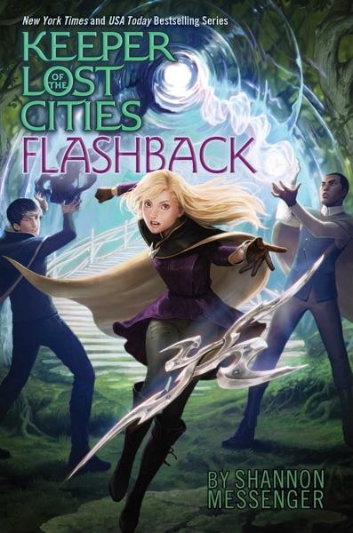 Flashback - Shannon Messenger book cover
