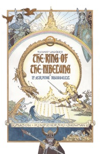 The Ring of Nibelung Book Cover