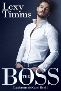 THE BOSS - L'Assistente del Capo Book Cover