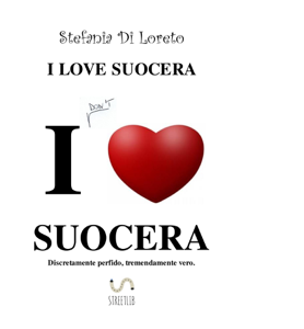 I Love Suocera Libro Cover