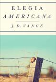 Elegia americana Book Cover