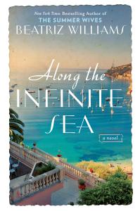 Along the Infinite Sea Book Cover