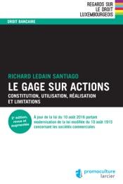 Download Le gage sur actions