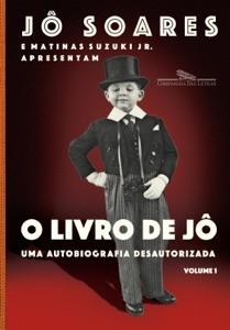 O livro de Jô - Volume 1 Book Cover