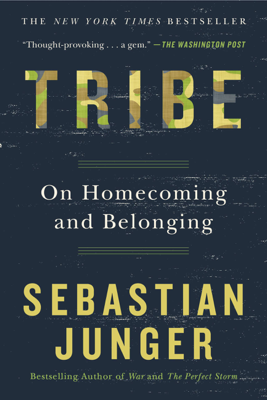 Tribe - Sebastian Junger book