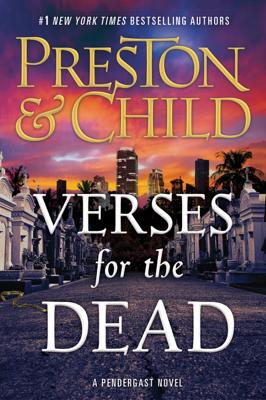 Verses for the Dead - Douglas Preston & Lincoln Child book