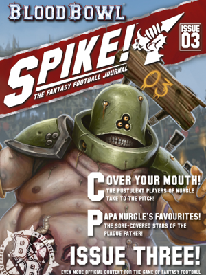 Spike! The Fantasy Football Journal: Issue 3 - Games Workshop book