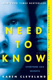 Need to Know book