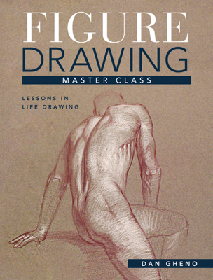 Figure Drawing Master Class - Dan Gheno book