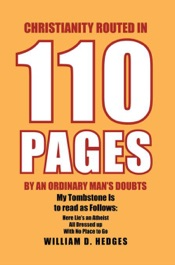 Download and Read Online Christianity Routed In 110 Pages By an Ordinary Man's Doubts