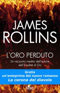 L'oro perduto da James Rollins