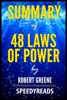 Summary of 48 Laws of Power