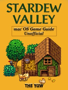 Stardew valley official guide book