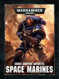 Codex: Space Marines book