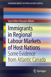 Immigrants In Regional Labour Markets Of Host Nations