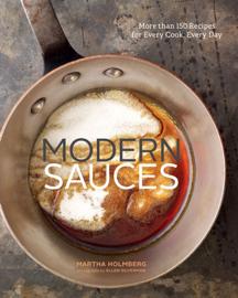 Modern Sauces book