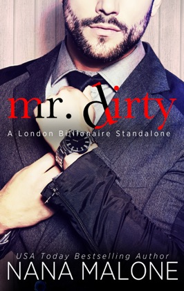 Mr. Dirty book cover