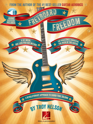 Fretboard Freedom - Troy Nelson book