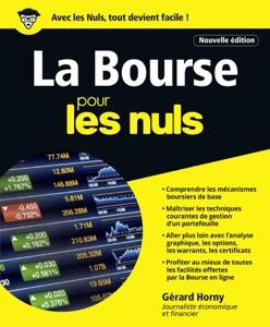 La Bourse pour les Nuls - 4e édition Par Gérard Horny
