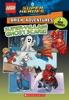 Super-Villain Ghost Scare! (LEGO DC Comics Super Heroes: Brick Adventures)