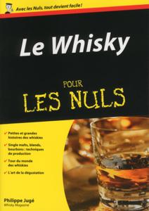 Le Whisky Pour les nuls La couverture du livre martien