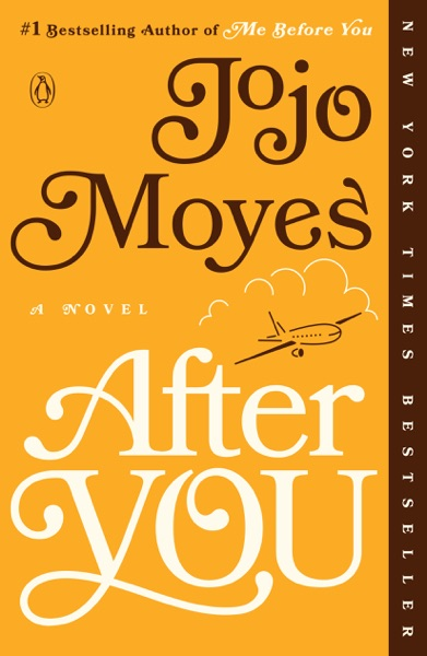 After You - Jojo Moyes book cover