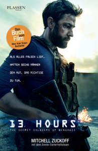 13 Hours Buch-Cover