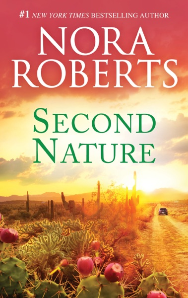 Second Nature - Nora Roberts book cover