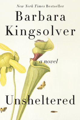 Barbara Kingsolver - Unsheltered book