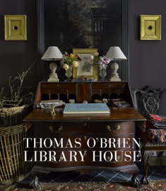 Thomas O'Brien: Library House book