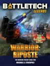 BattleTech Legends Warrior Riposte The Warrior Trilogy Book Two
