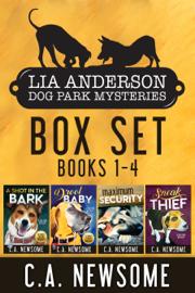 Lia Anderson Dog Park Mysteries book