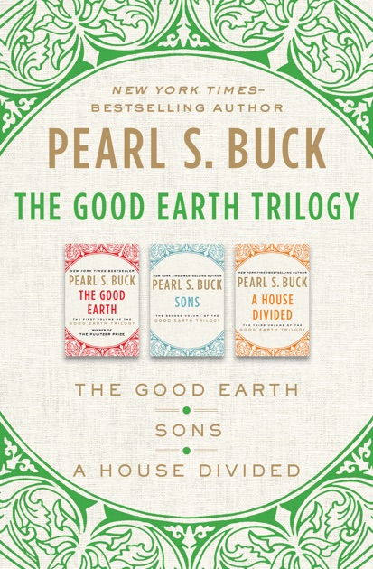 an analysis of the good earth by pearl s buck Between the publication of the good earth in 1931, and her death in 1973, pearl s buck was one of the best-known women in the world her books and her humanitarian activities brought her both .