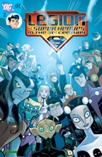 The Legion Of Super-heroes In The 31st Century (2007-2008) #17