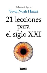21 lecciones para el siglo XXI Book Cover