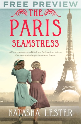 The Paris Seamstress (Free Preview: Chapters 1-4) image