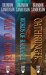 The Stormlight Archive Books 1-3
