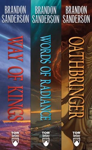 Pdf The Stormlight Archive Books 1 3 By Brandon Sanderson Free
