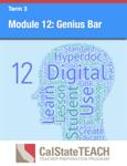 Module 12: Genius Bar