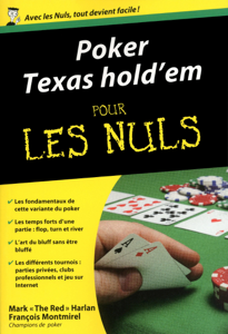 Texas Hold'em pour les nuls La couverture du livre martien