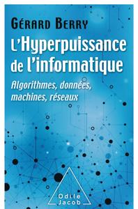 L'Hyperpuissance de l'informatique La couverture du livre martien